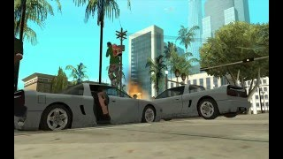 GTA SA Obtaining AP Infernus the easier way - part 1