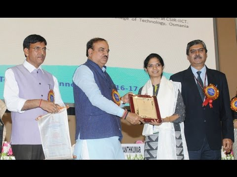 Shri Ananthkumar to present 7th National Awards for Technolo