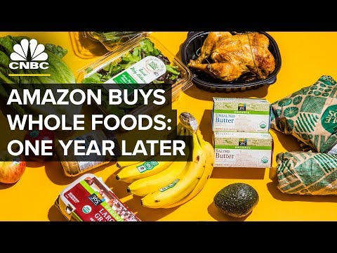 How The Amazon-Whole Foods Deal Changed The Grocery Industry