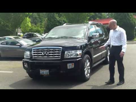Why the 2010 Infiniti QX56 is EASILY the biggest bargain of any big SUV, period
