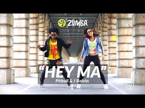 Pitbull & J Balvin ft Camila Cabelo  Hey Ma  Zumba® choreo  Alix & Martin Mitchel