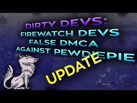 An Update on the Campo Santo PewDiePie DMCA