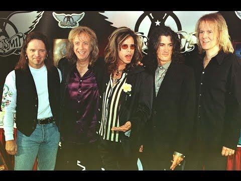 Aerosmith - Crazy (Longer Ultratraxx Mix)
