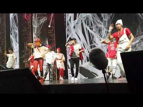 23052017 NCT 127 - Limitless @ I SEOUL U Concert in Kuala Lumpur, Malaysia