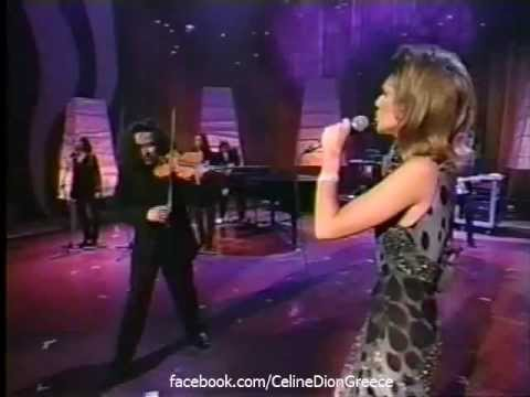 Celine Dion - To Love You More (Juno Awards 1997) HQ