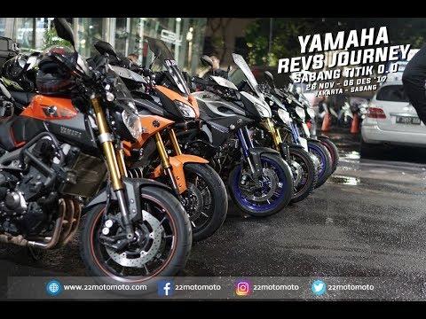 Yamaha Revs Journey Sabang - Episode 1 Jakarta - Lahat