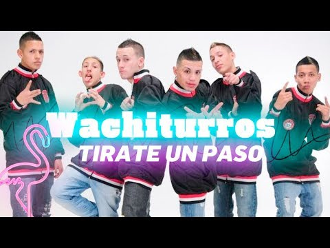 Simon  Los Wachiturros   tirate un paso (videoclip oficial)