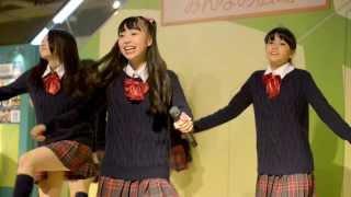 札幌のアイドル ミルクス(MILCS) さんです。 JIMOTO DE LIVE パート2 商...