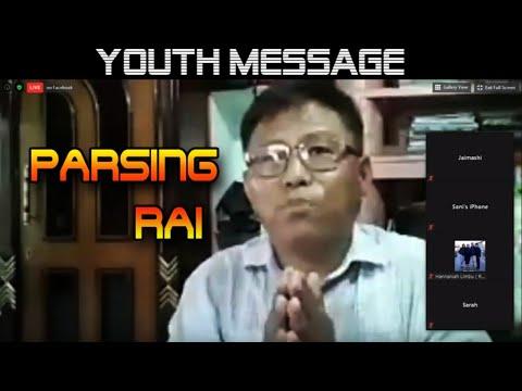 Rehoboth Prayer House Youth Sewa UK Message By Parsing Rai