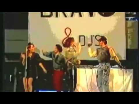 Bravo & Dj's - Difacil Rap.