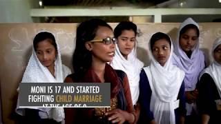 International Children's Peace Prize 2018 - Finalist Moni