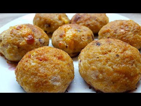 Вкусные и Сочные Котлеты без Хлеба в Духовке.  Полезная еда, крепкое здоровье.
