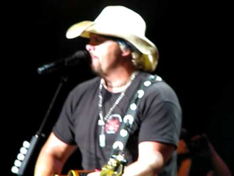 Toby Keith- Get Drunk And Be Somebody