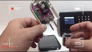 Аквастоп.  Датчик протечки воды для GSM сигнализации Серия 104
