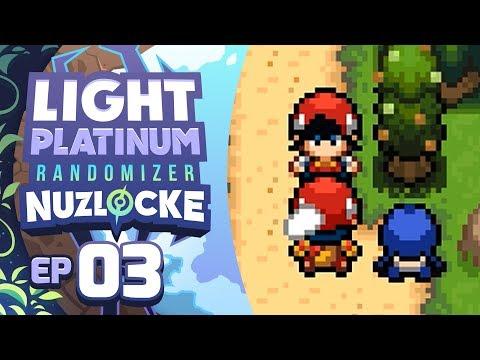 PLEASE DON'T BATTLE ME... - Pokémon Light Platinum Randomizer Nuzlocke w/ Supra! Episode #03
