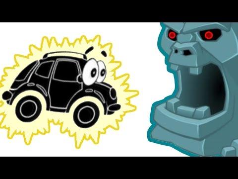 Развивающие мультфильмы для детей. Путешествия ВИЛЛИ. Приключения улитки БОБ. Мультик ИГРА про машинки.