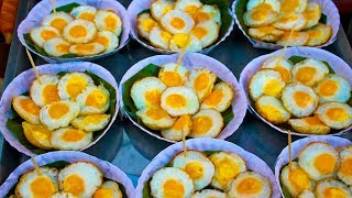 #EggRecipes | 200 Egg Recipes  Part 1 | STREET FOODS ALL AROUND THE WORLD  | STREET FOODS 2018