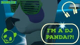 Je suis DJ Panda!?!?! Roblox - France Masquer et chercher extrême