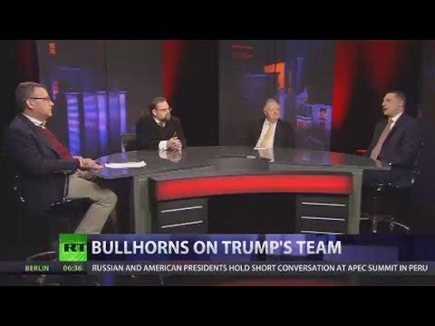 CrossTalk: Bullhorns on Trump's Team