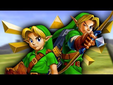 NateWantsToBattle: Hero Of Our Time [OFFICIAL LYRIC VIDEO] A Legend of Zelda Song