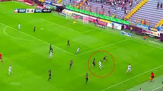 Moises Arce · Mexican · Midfielder · Best skills