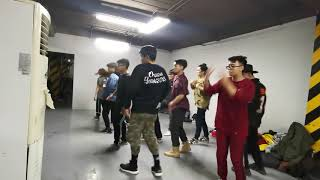 Milky Way Crew || Team Warriors || Em Đã Biết - Trap Music || demo training 2019