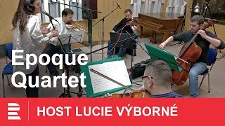 Epoque Quartet slaví dvacet let. Poslechněte si jejich hudbu