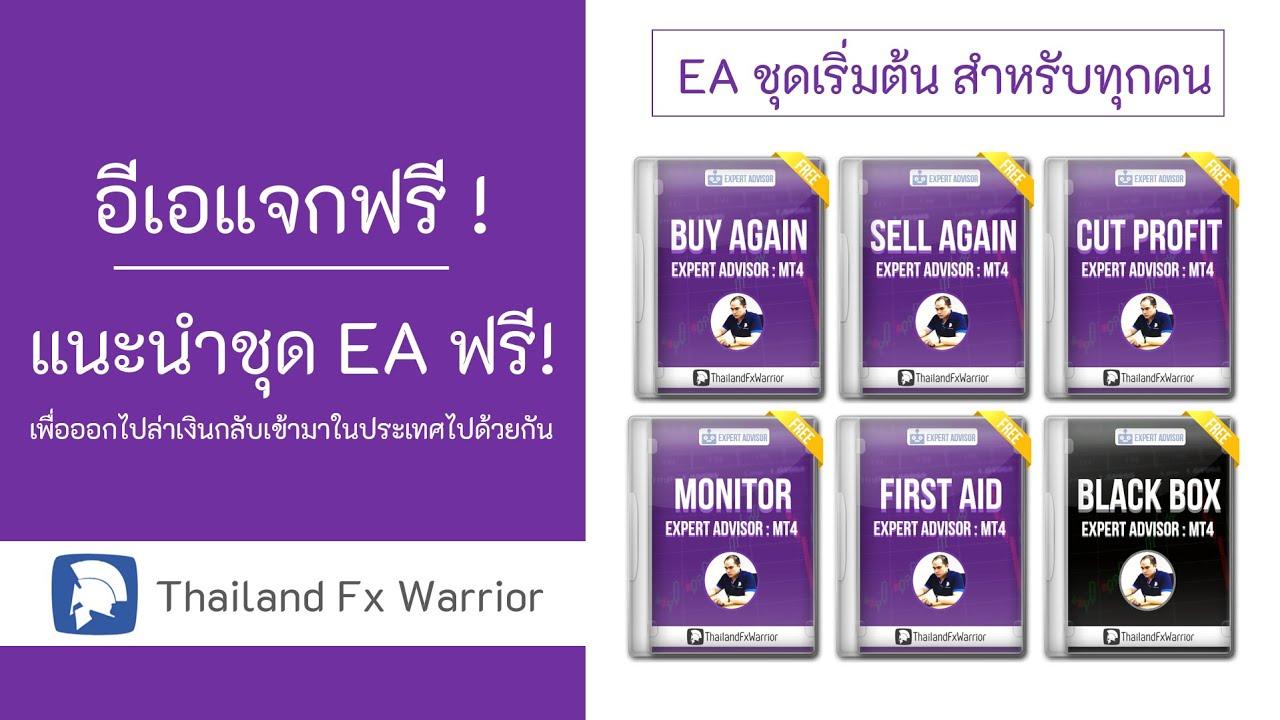 EA ทำเงินในฟอเร็กซ์แจกฟรี – เกริ่นนำอีเอทุกตัวที่แจกฟรี – Thailand Fx Warrior
