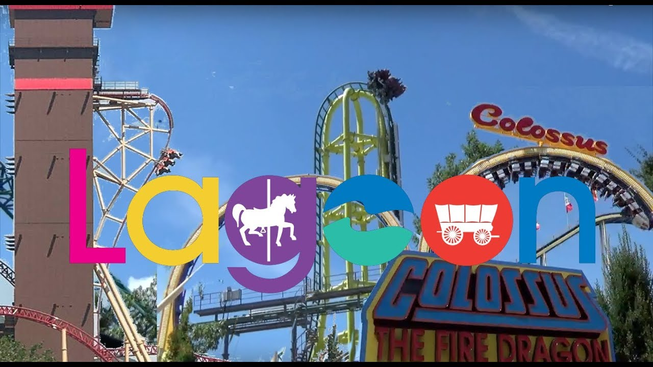 Download Lagoon Full Park Tour and Review