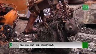 VTC14 | Nạn nhân vụ cháy Carina sốc tâm lý nặng
