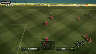 Pro Evolution Soccer 2010 - Liverpool vs Manchester - Gameplay (PC HD)