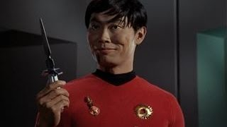 Star Trek - Captain Sulu