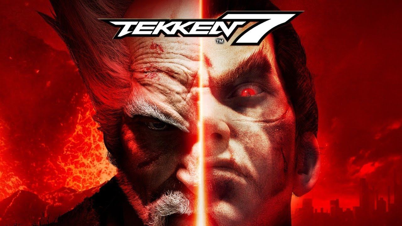 TAKKEN 7 GAMEPLAY WITH NEON - FIRST TIME EVER STREAMING PC GAMES
