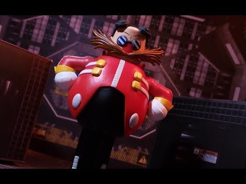 Vinimates Sonic Video Game Eggman Vinyl Figure