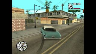 Gta San Andreas Mission  6 Nines and Ak