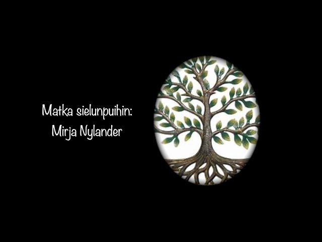 Mirja Nylander: Matka sielunpuihin