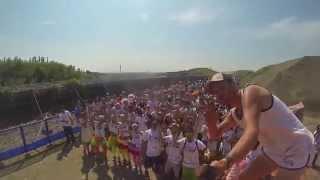 GoPro HD:COLOR ME RAD 5K - TOKYO (お台場,海の森)