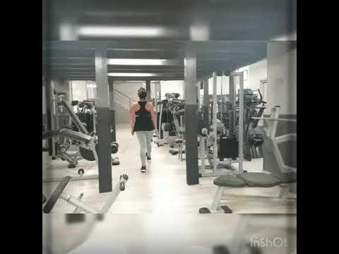 Circuit Training for girl