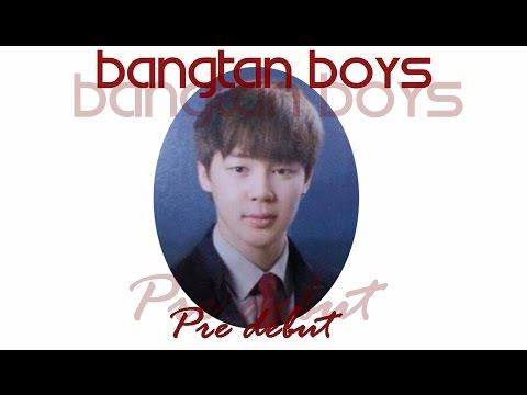 Bangtan boys(BTS)Pre-debut photos