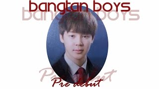Bangtan boys(BTS)Pre-debut photos