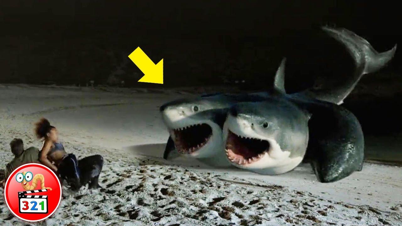 5 Con THỦY QUÁI  KHÓ GIẾT Nhất Trên Màn Ảnh | Scariest Water Monster In Movie