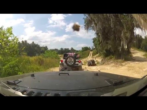 Matanzas Jeep Club trip to Hard Rock ORV park in Ocala, Florida on May 24th, 2015