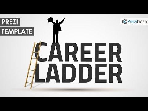 career ladder prezi template youtube