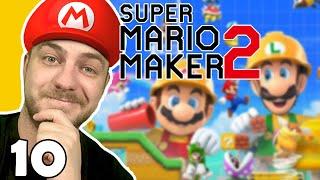 Powolne opadanie #10 Super Mario Maker 2 | Nintendo Switch | PL | Gameplay | Zagrajmy w