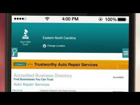 BBB Trust Search Campaign--15 second automotive