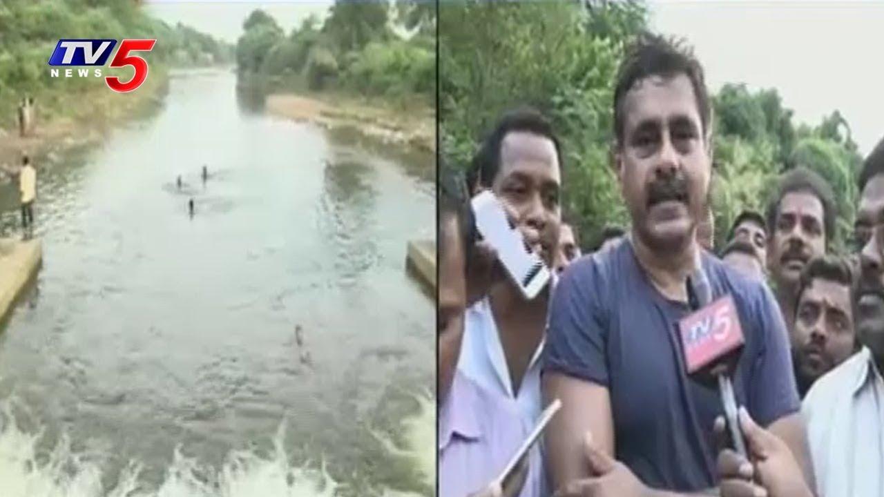 Konda Vishweshwar Reddy Over GO 111   Osmansagar & Himayatsagar lakes   TV5  News