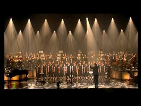 22. Les Choristes - ''In Memoriam''. ( En Concert ).