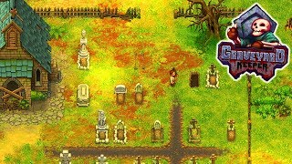 BEST Farming, Logging, and Business Management for CASH | Graveyard Keeper Gameplay