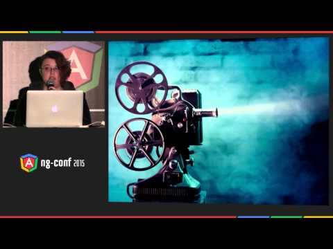 Creating Container Components with Web Components and Angular   Kara Erickson & Rachael L Moore