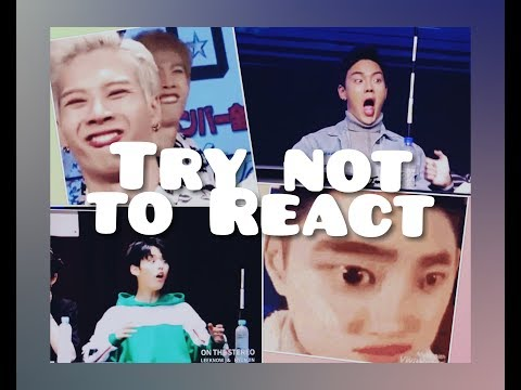 Kpop Try not to React Challenge